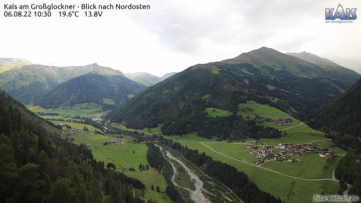 Webcam Kals-Nord