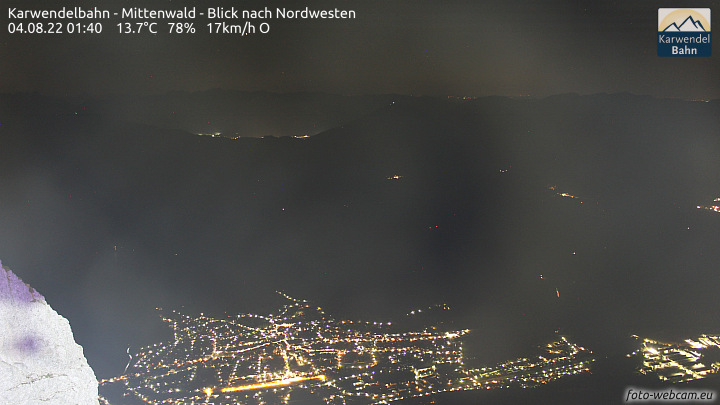 Webcam Karwendel