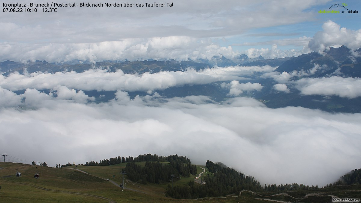 Webcam Kronplatz- Bruneck