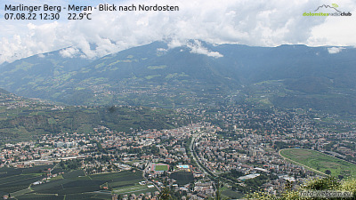 Foto-Webcam Marlinger berg