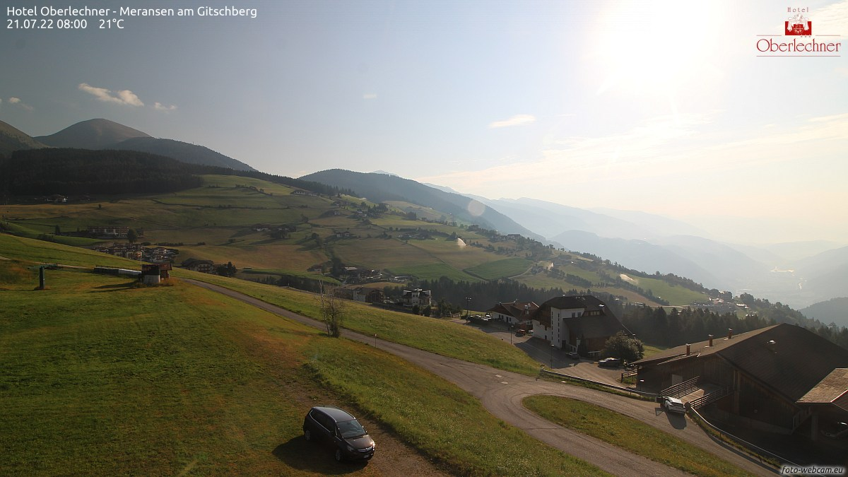 Foto-Webcam Meransen