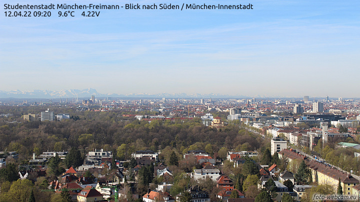 Wetter in Oberschleißheim | DELTA IMAGE