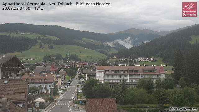 Webcam Apparthotel Germania