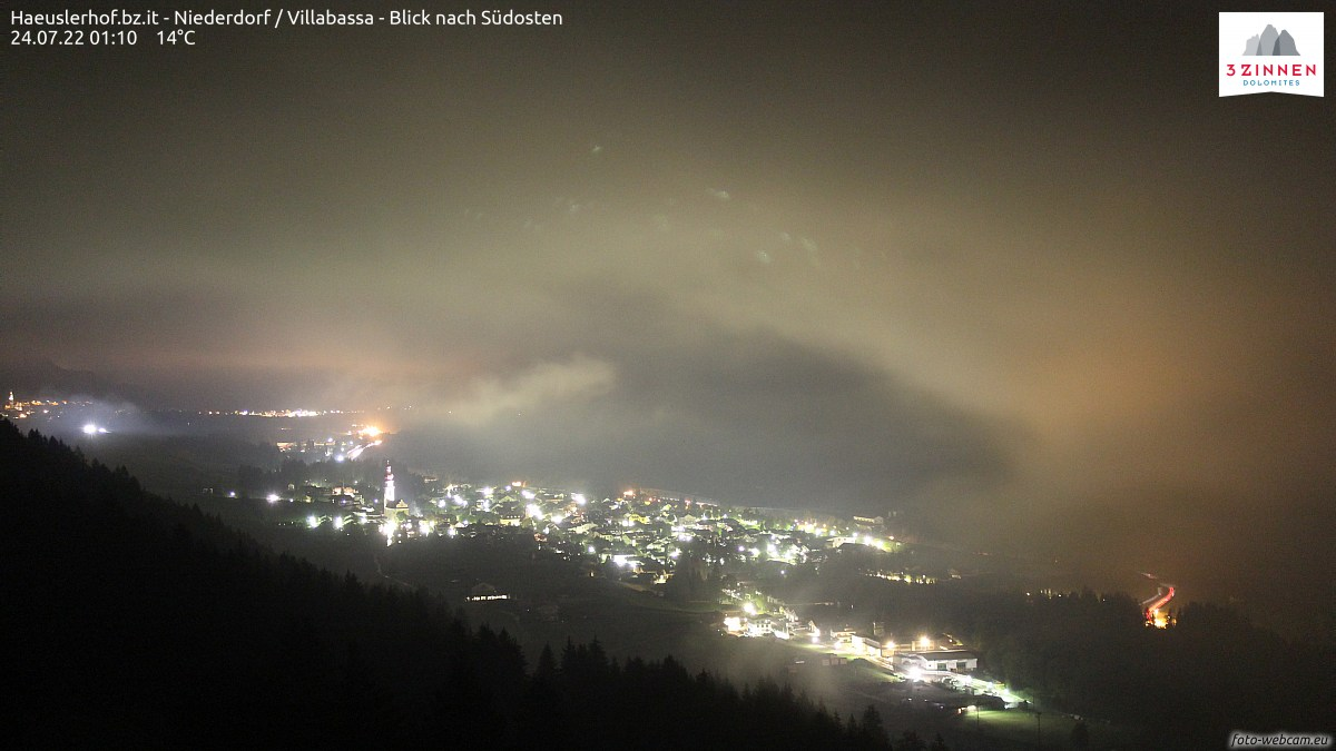 Foto-Webcam Niederdorf