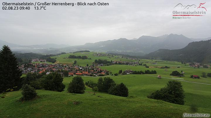 Webcam Obermaiselstein Großer Herrenberg