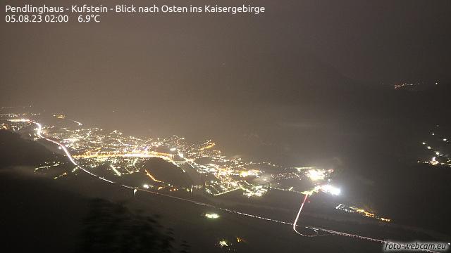 Aktuelles Livebild aufgenommen durch www.foto-webcam.eu.