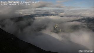 Gamskopf auf 2.680m Seehöhe
