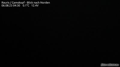 Rauris / Gamskopf - Blick nach Norden