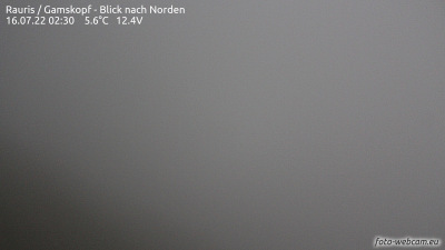 Rauris/Gamskopf auf 2.680m