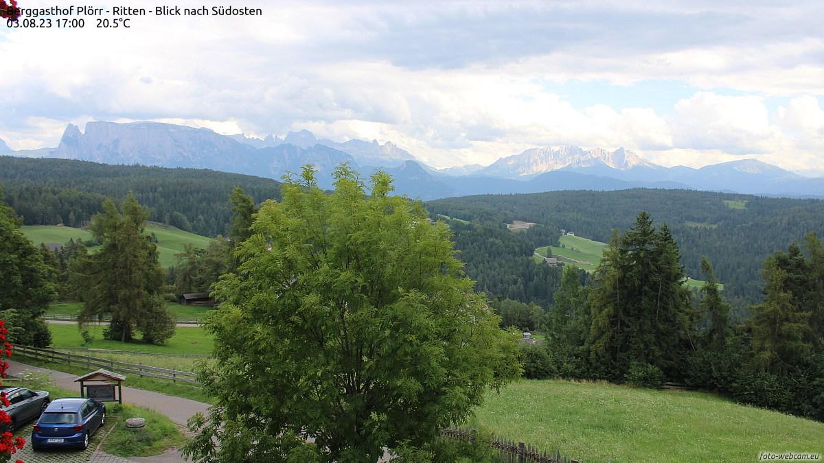 Foto-Webcam Ritten/Renon
