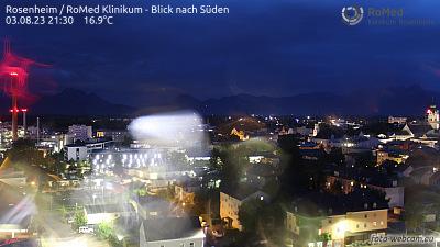 Webcam Rosenheim