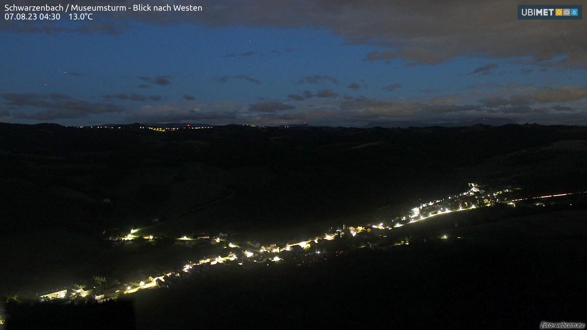 Webcam Schwarzenbach (Niederösterreich)