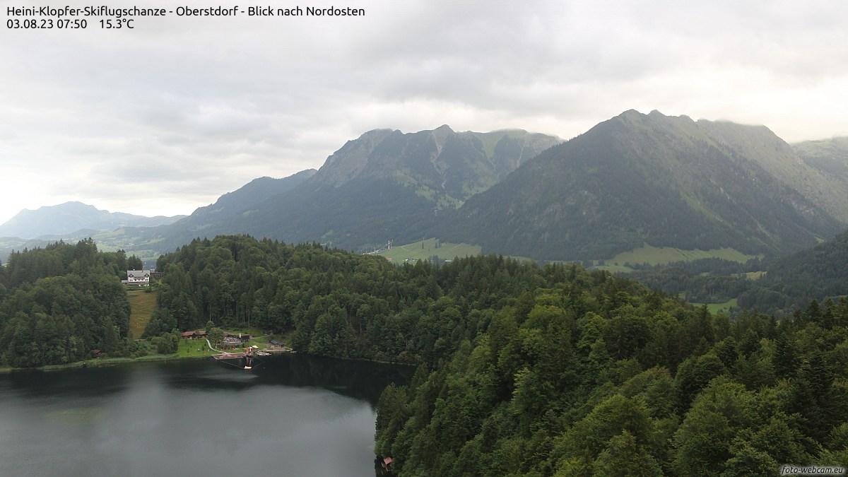 Oberstdorf Schanze
