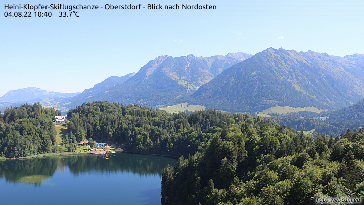 Webcam Skiflugschanze