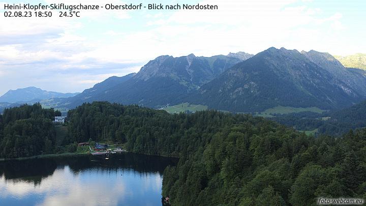 Webcam Skiflugschanze