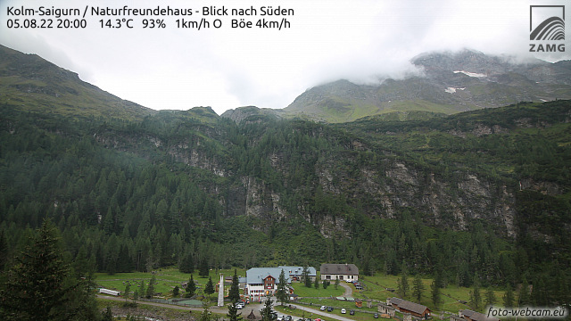 The Friends of Nature House Kolm-Saigurn (1600m above sea level)