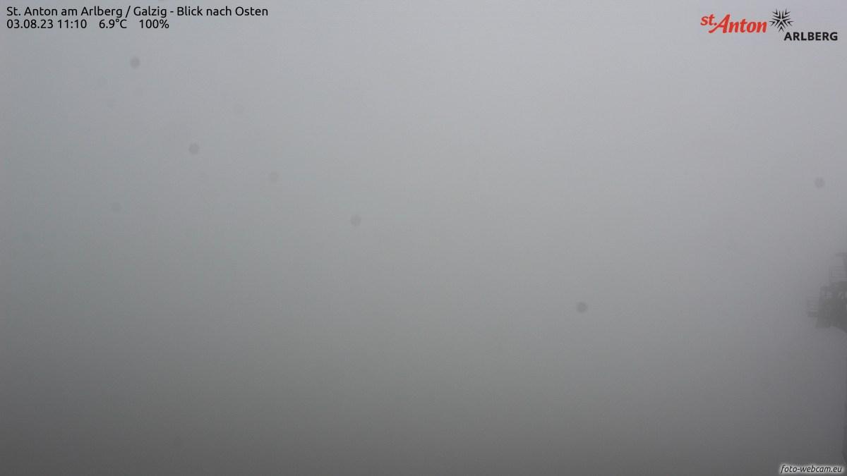 Galzig - Panorama