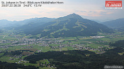 Panorama-Webcam St. Johann in Tirol