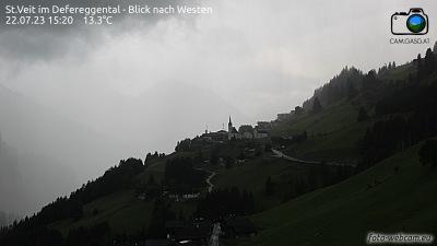 Live-Bild der Webcam