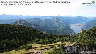 Webcam Traunstein Süd