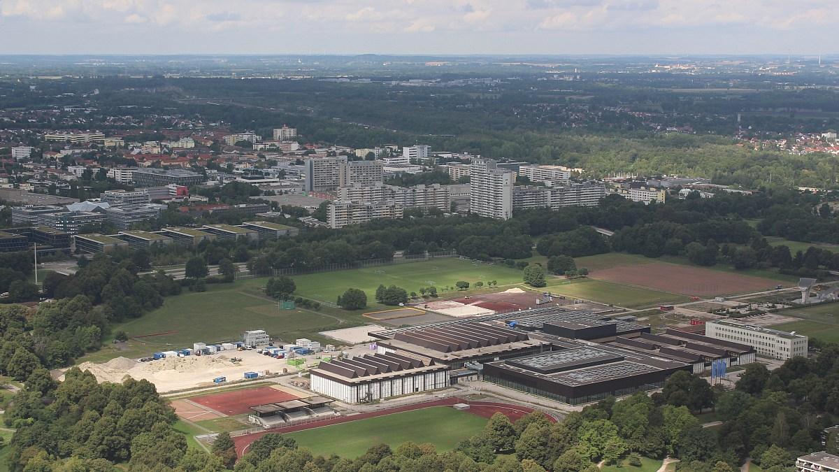 Webcam Olympiapark München