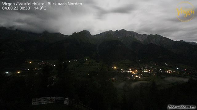 Wetter und Livebild Virgen, Livecam und Webcam Virgen - 1380 Meter Seehöhe