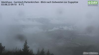 Zugspitze livecam
