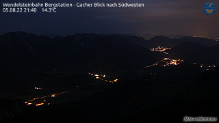 Webcam Wendelstein West - Foto-Webcam.eu