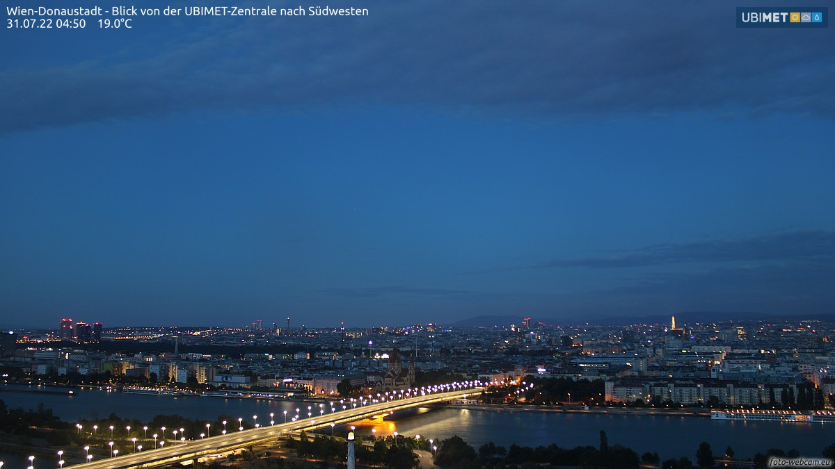 Webcam Wien Donaustadt