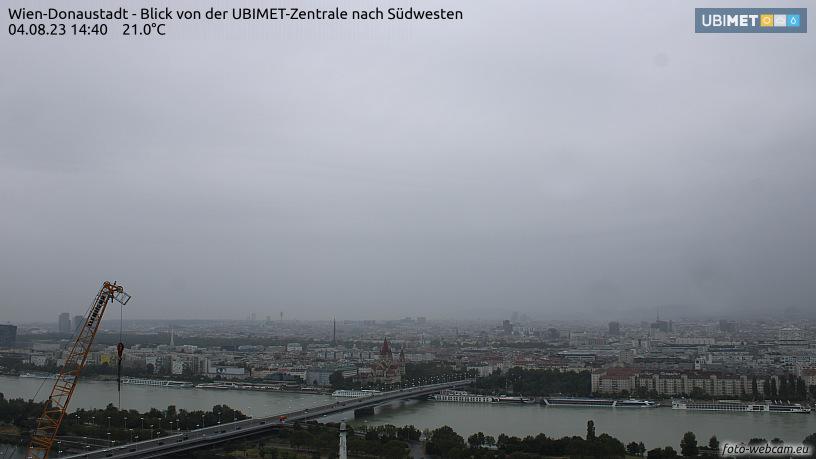 WEBkamera Vídeň - Donaustadt