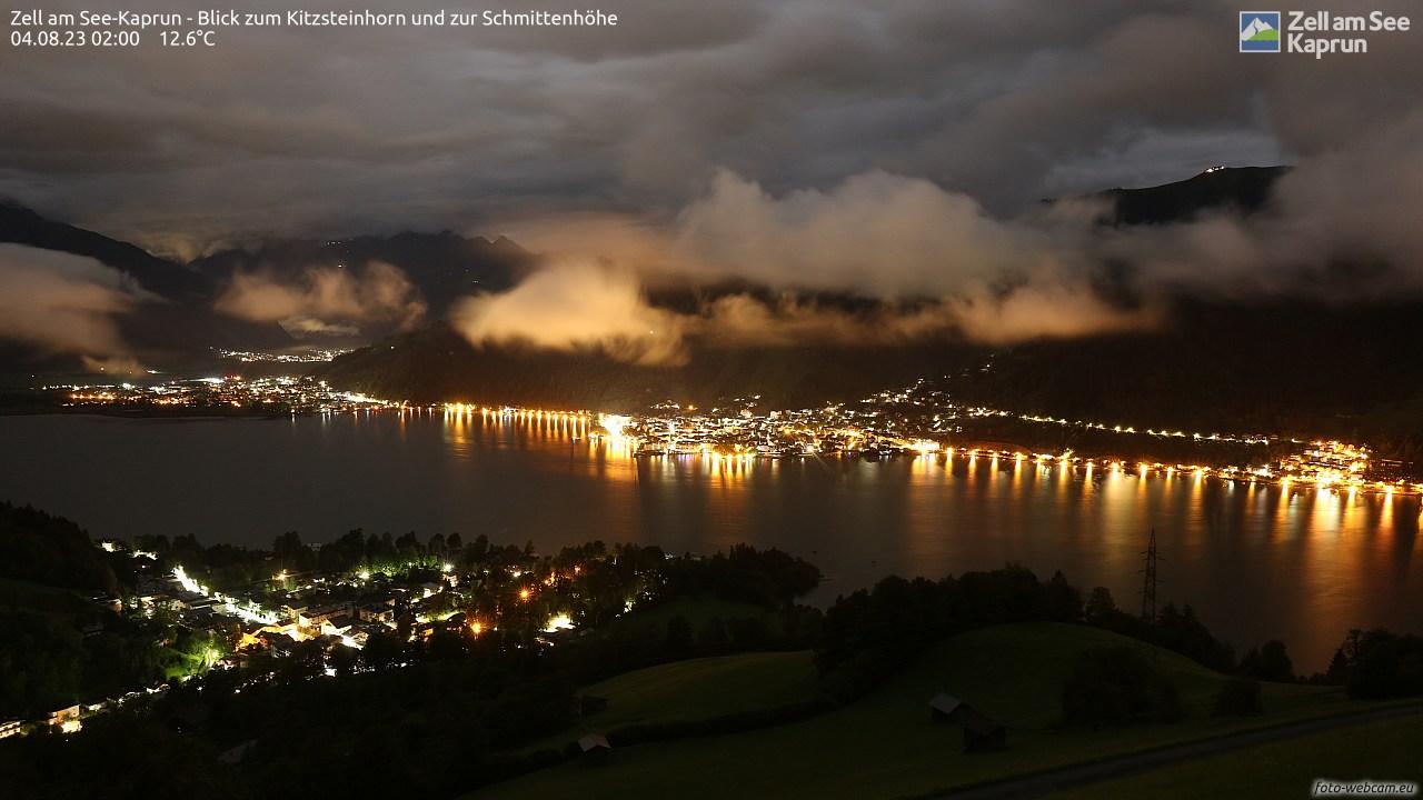 Webcam Blik op de Zellersee - hoge resolutie