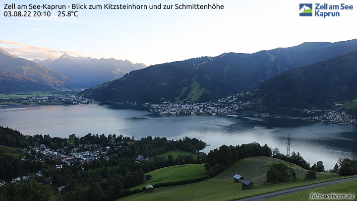 Zell am See-Kaprun Panorama