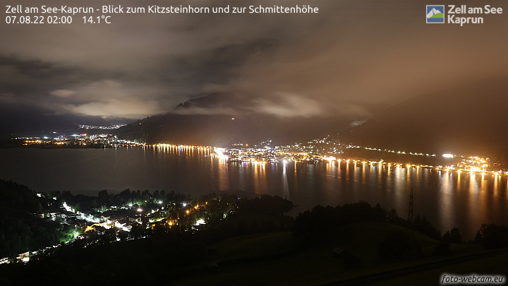 Webcam - Zell am See