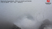 Zugspitze - Webcam Zugspitze Nord