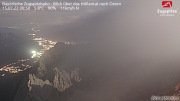 Zugspitze - Webcam Zugspitze Ost