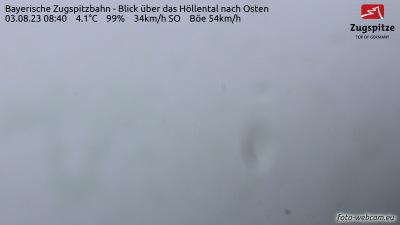 Zugspitze Webcam